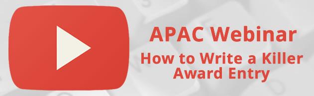 APAC webinar Summit