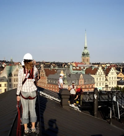 Rooftop Tour